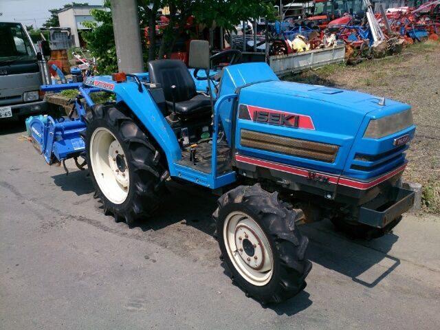 Трактор Iseki Инструкция